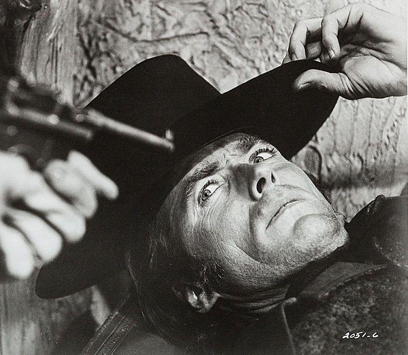 """Clint Eastwood en """"Joe Kidd"""", 1972"""