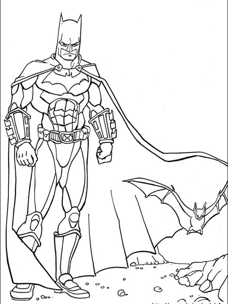 Batman Colouring Pages A4 Below Is A Collection Of Batman Coloring Page That You Can D Batman Coloring Pages Coloring Pictures For Kids Cartoon Coloring Pages