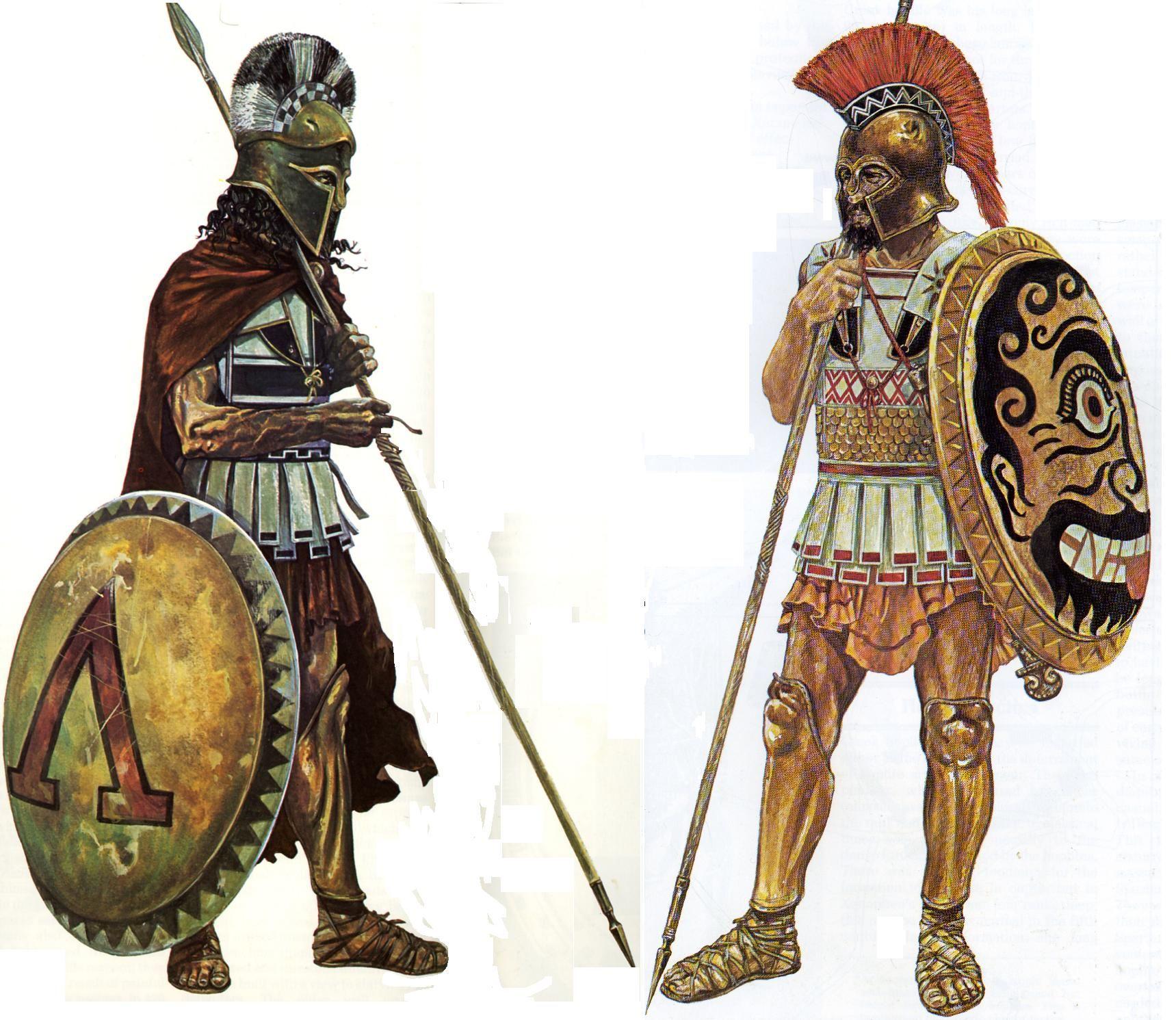 этом доспехи воина древней греции картинки обитель долгое