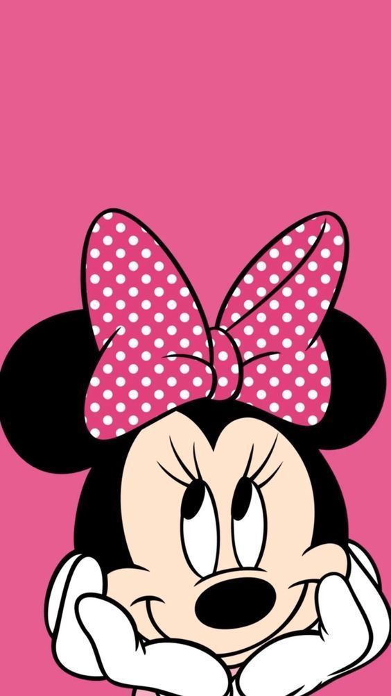 Minnie Mouse Wallpaper For Phone In 2020 Mickey Mouse Wallpaper Iphone Mickey Mouse Wallpaper Minnie Mouse Pictures