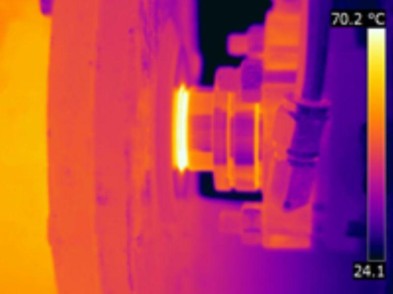 Termografia Nacaser - Análises Termográficas por infravermelho, diminuição de riscos operacionais em Sistemas Elétricos.