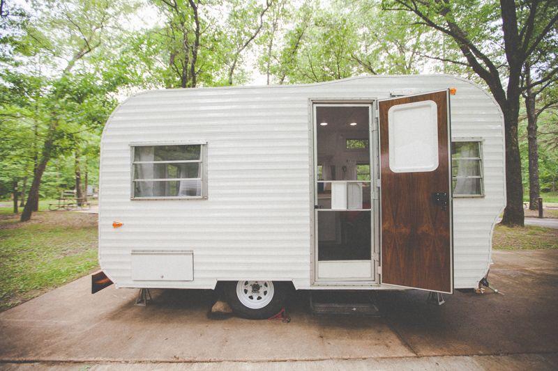 Our Restored Rebuilt 1967 Trailblazer Vintage Camper