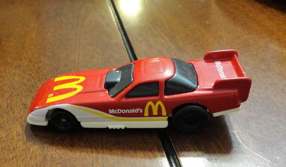 Mattel 1993 Mcdonalds Hot Wheels Race Car Hot Wheels Races Hot Wheels Car