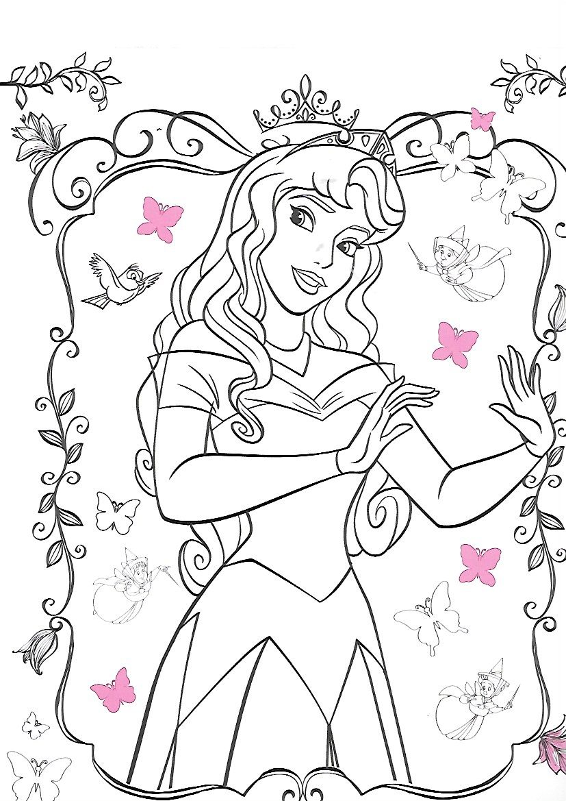 Pin de Caroline Benoit en cartoon | Pinterest | Princesas y Dibujo