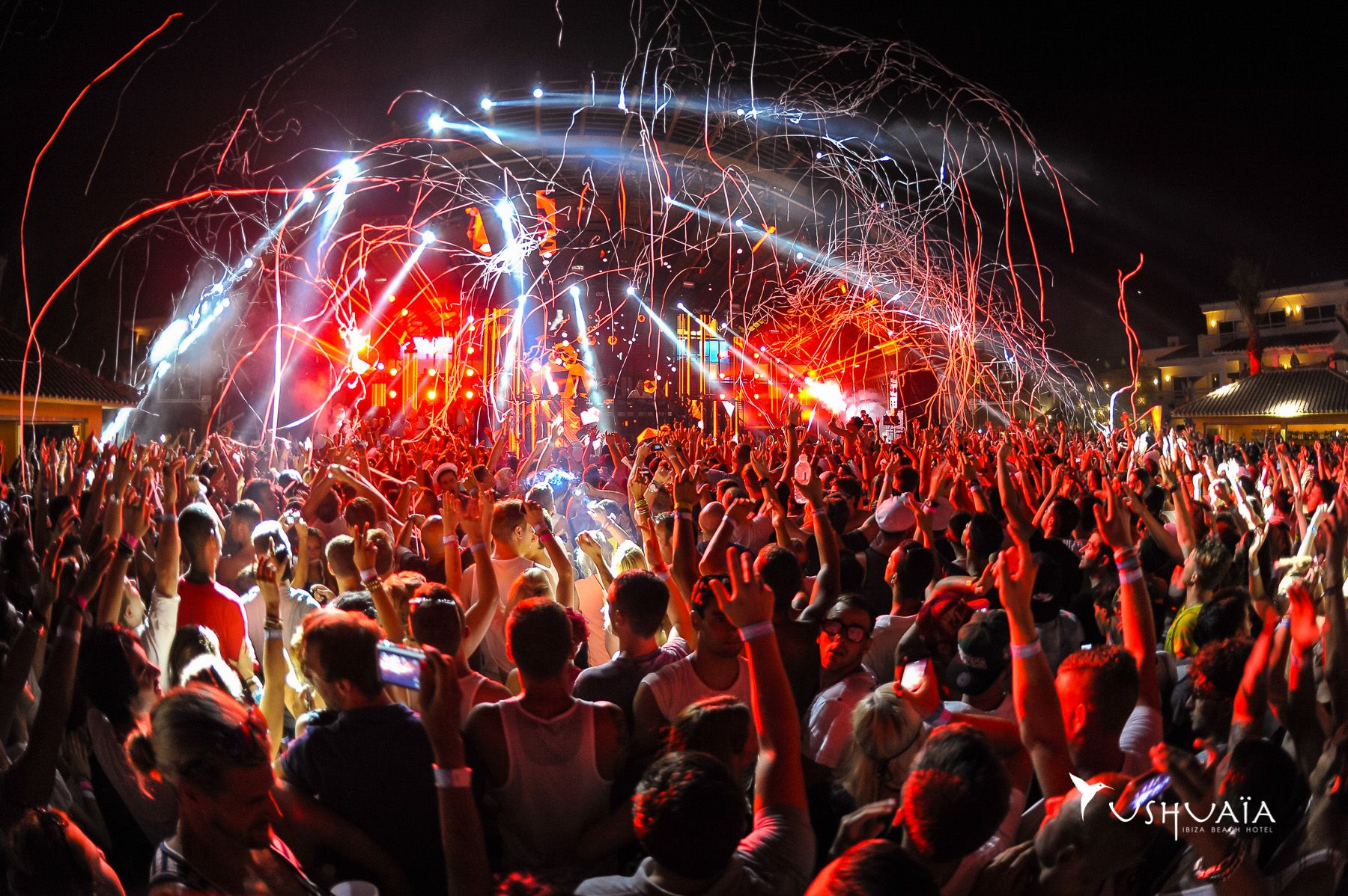 The 1 Open Air Club On Ibiza Ibiza Night Life Ibiza Clubs