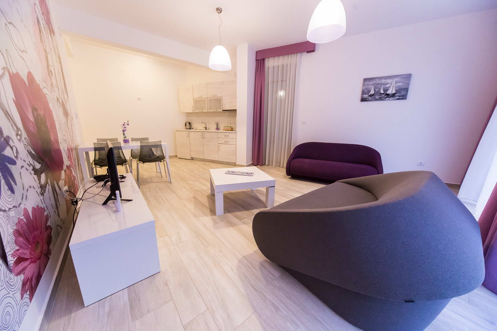 Pin by SEA FORT Aparthotel & Restaura on ONE BEDROOM