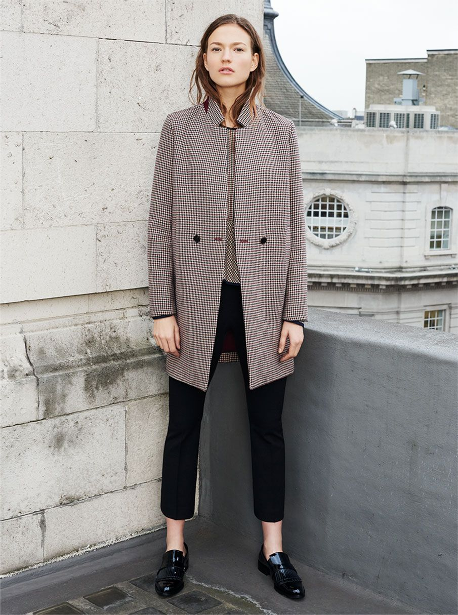 Cuadros Zara Lana New British abrigo coat Pinterest pFqWPB
