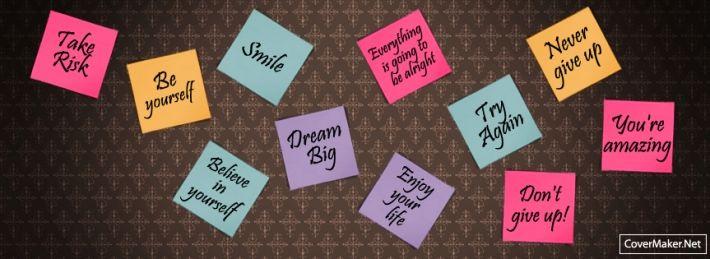 Inspirational | Facebook cover photos quotes, Facebook ...