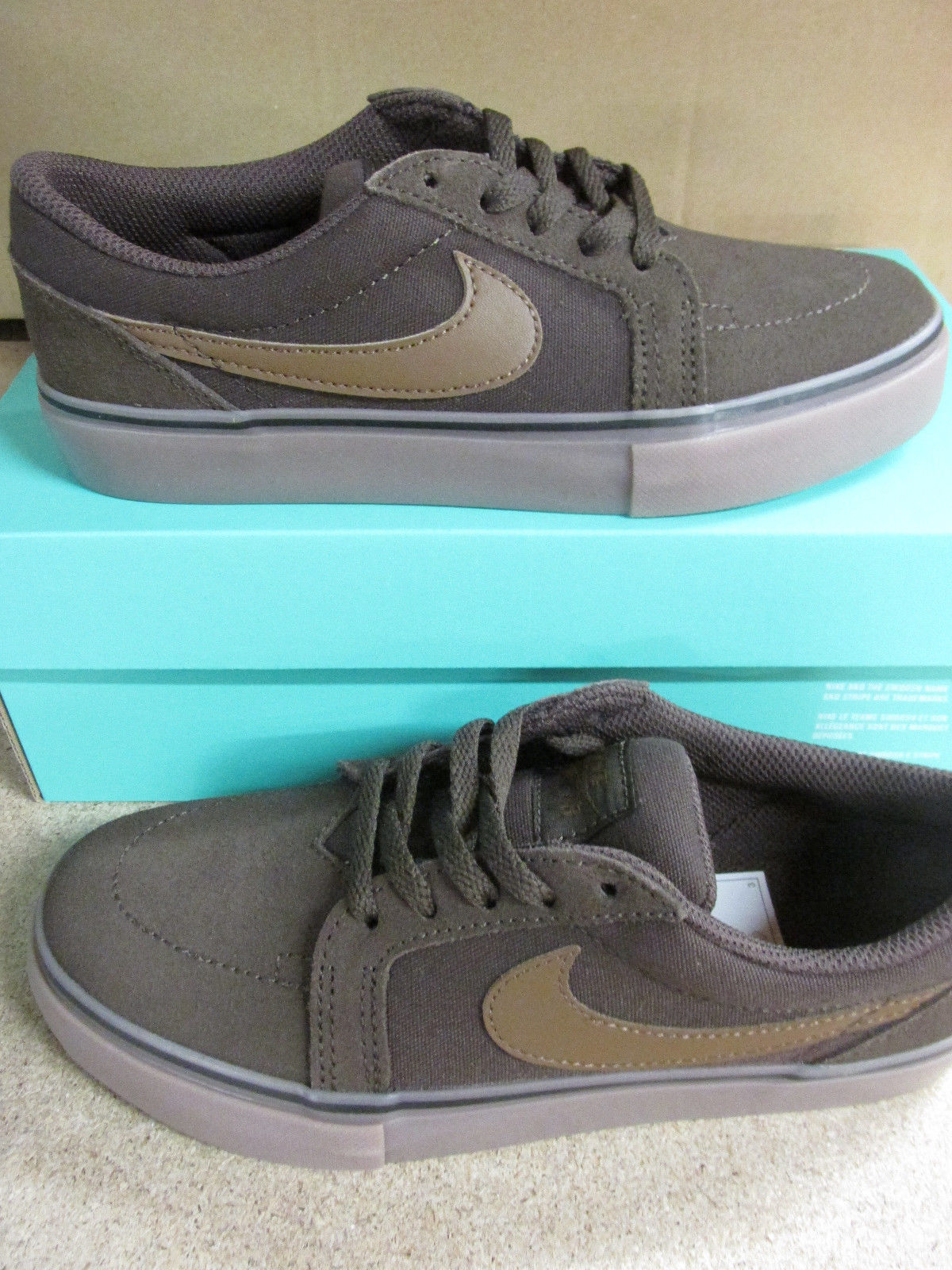 Nike Sb Satire Ii Gs Trainers 729810 220 Sneakers Shoes