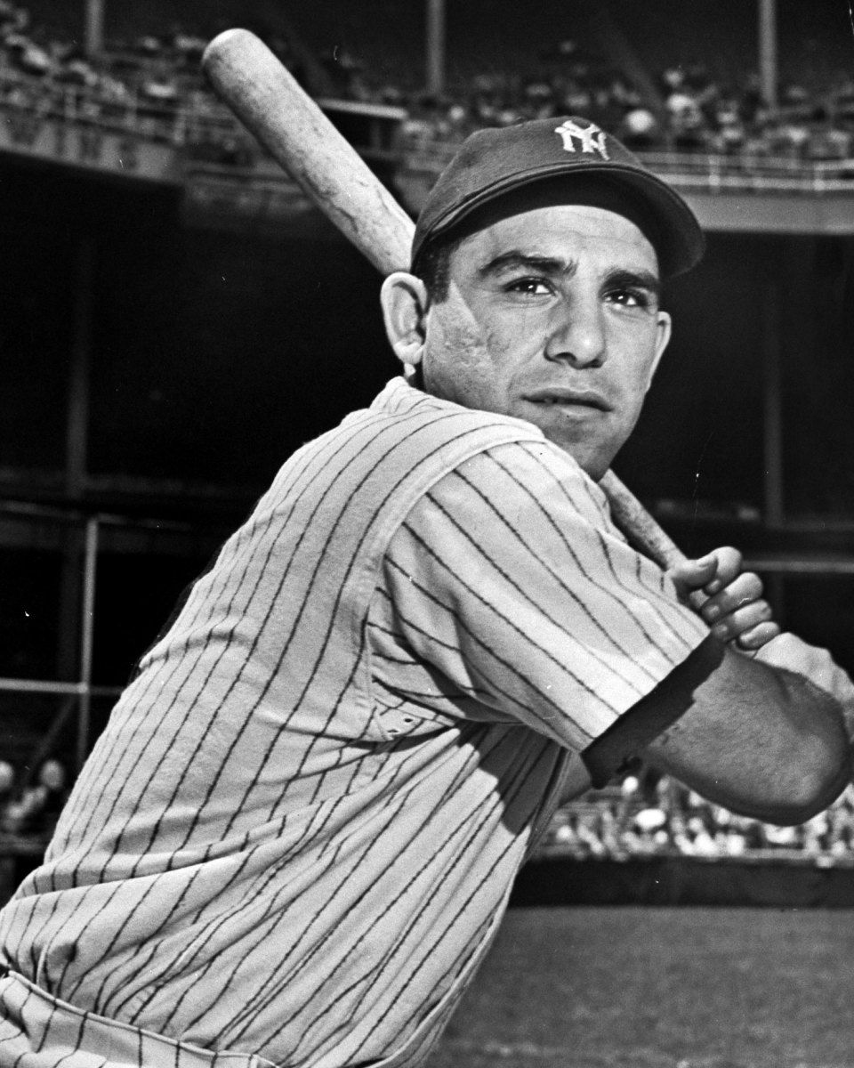 Postscript Yogi Berra 1925 2015 New York Yankees Baseball Ny Yankees Reds Baseball