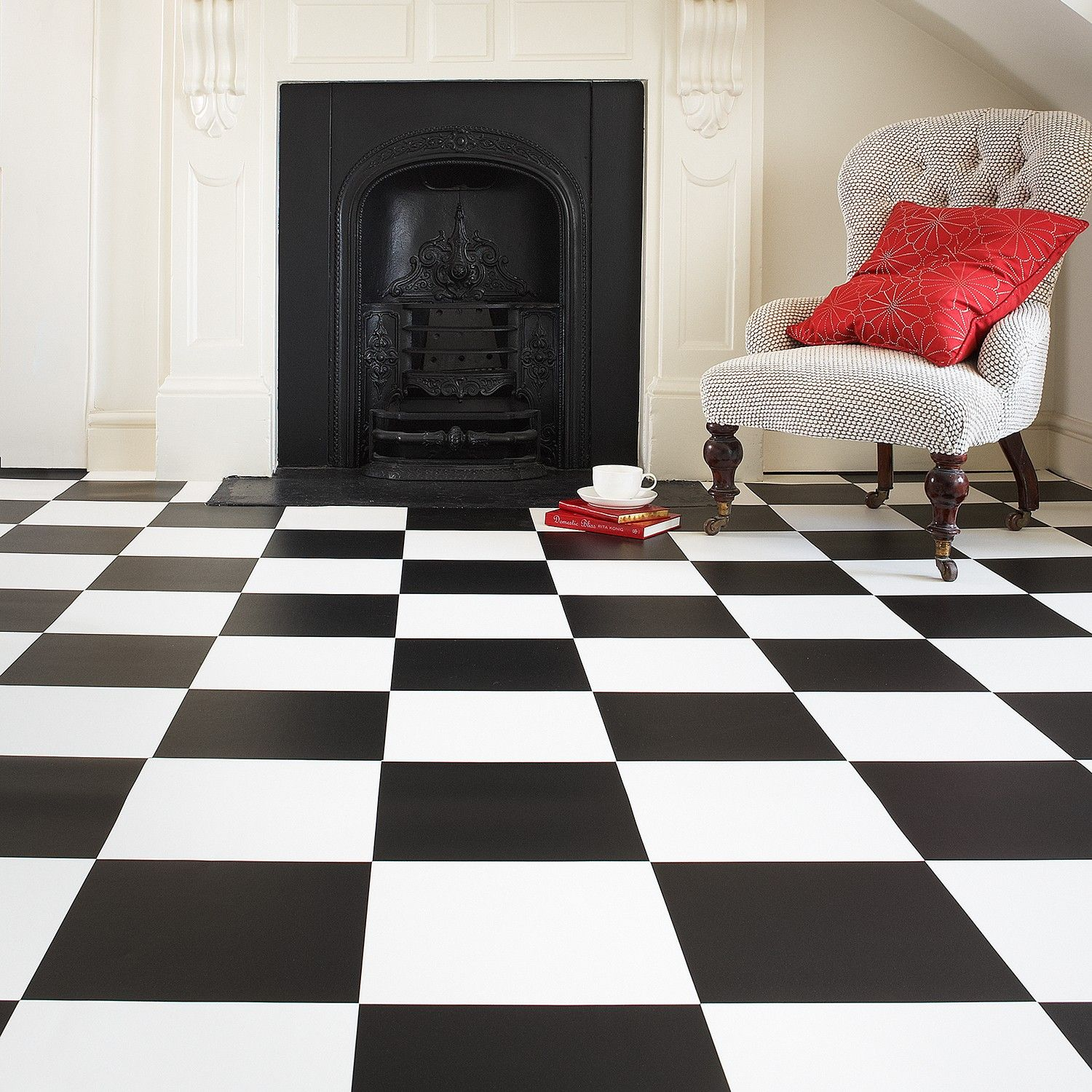 Black and white vinyl floor tiles choice image tile flooring rhino classic echiquier blackwhite chequered vinyl flooring 10 rhino classic echiquier blackwhite chequered vinyl flooring doublecrazyfo doublecrazyfo Images