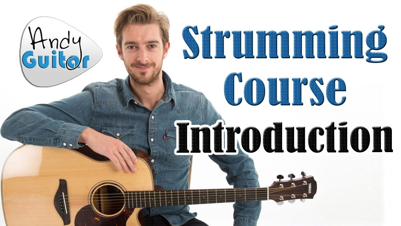 Guitar Strumming Patterns For Beginners Introduction Strumming