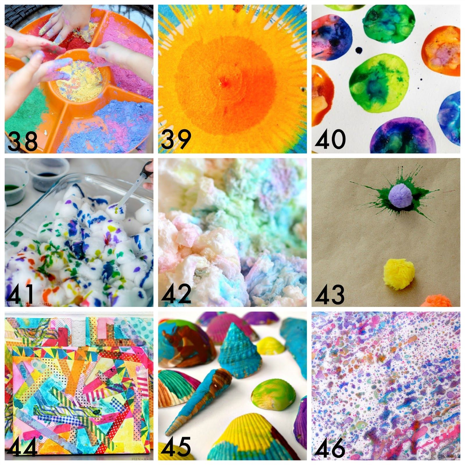 31+ Art ideas for preschoolers at home information
