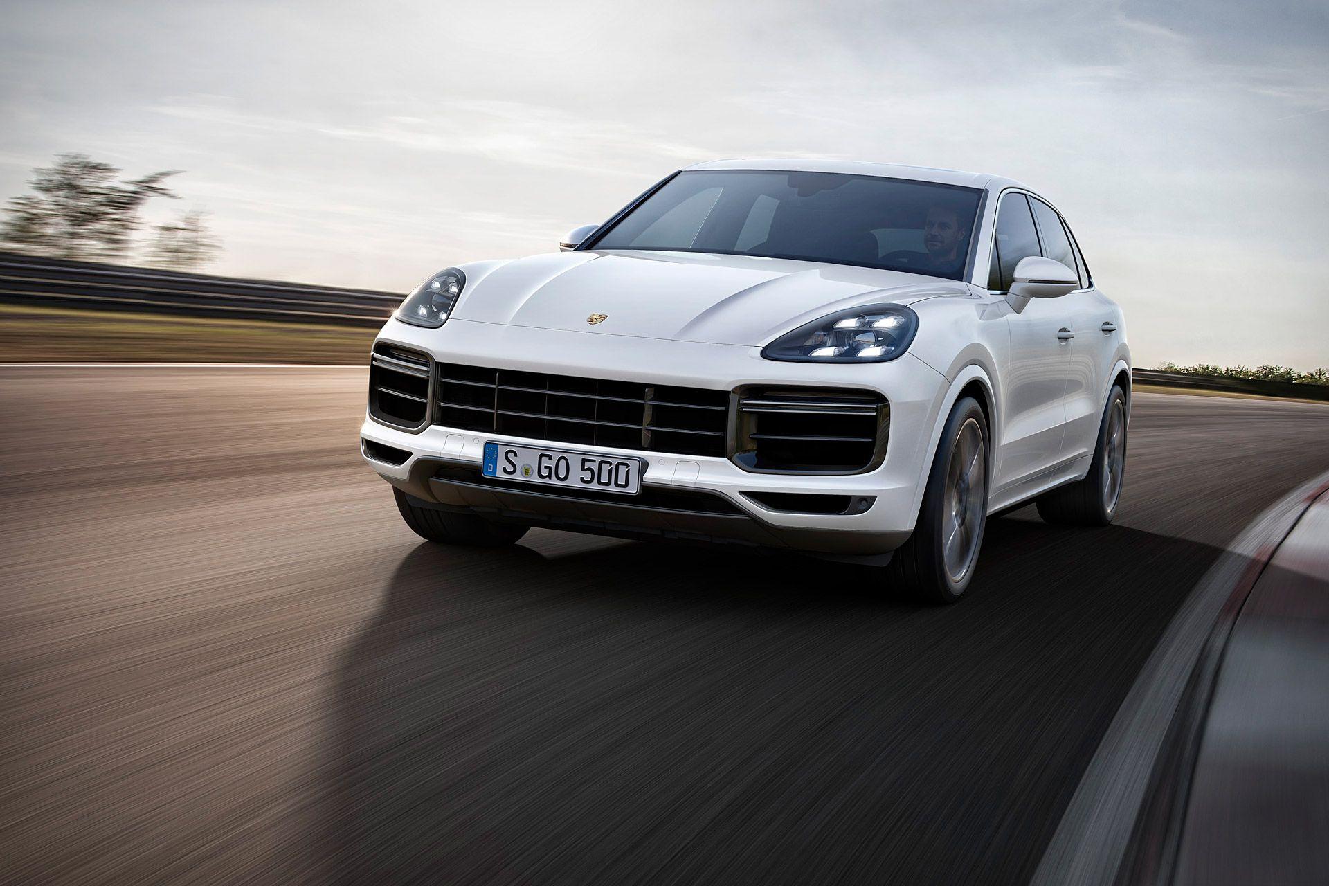 2019 Porsche Cayenne Turbo Nice Things Around