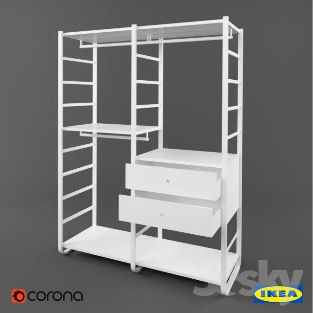 top ikea elvarli ikea elvarli with dressing ikea 3d. Black Bedroom Furniture Sets. Home Design Ideas