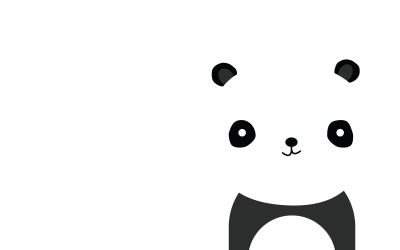 Cute Minimalist With Images Panda Wallpapers Cute Panda Wallpaper Cute Tumblr Wallpaper