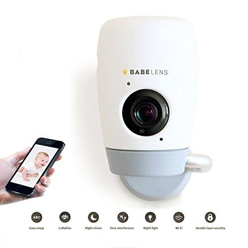 Pod 8 Babelens A Wi Fi Baby Monitor Indoor Smartcam Allows