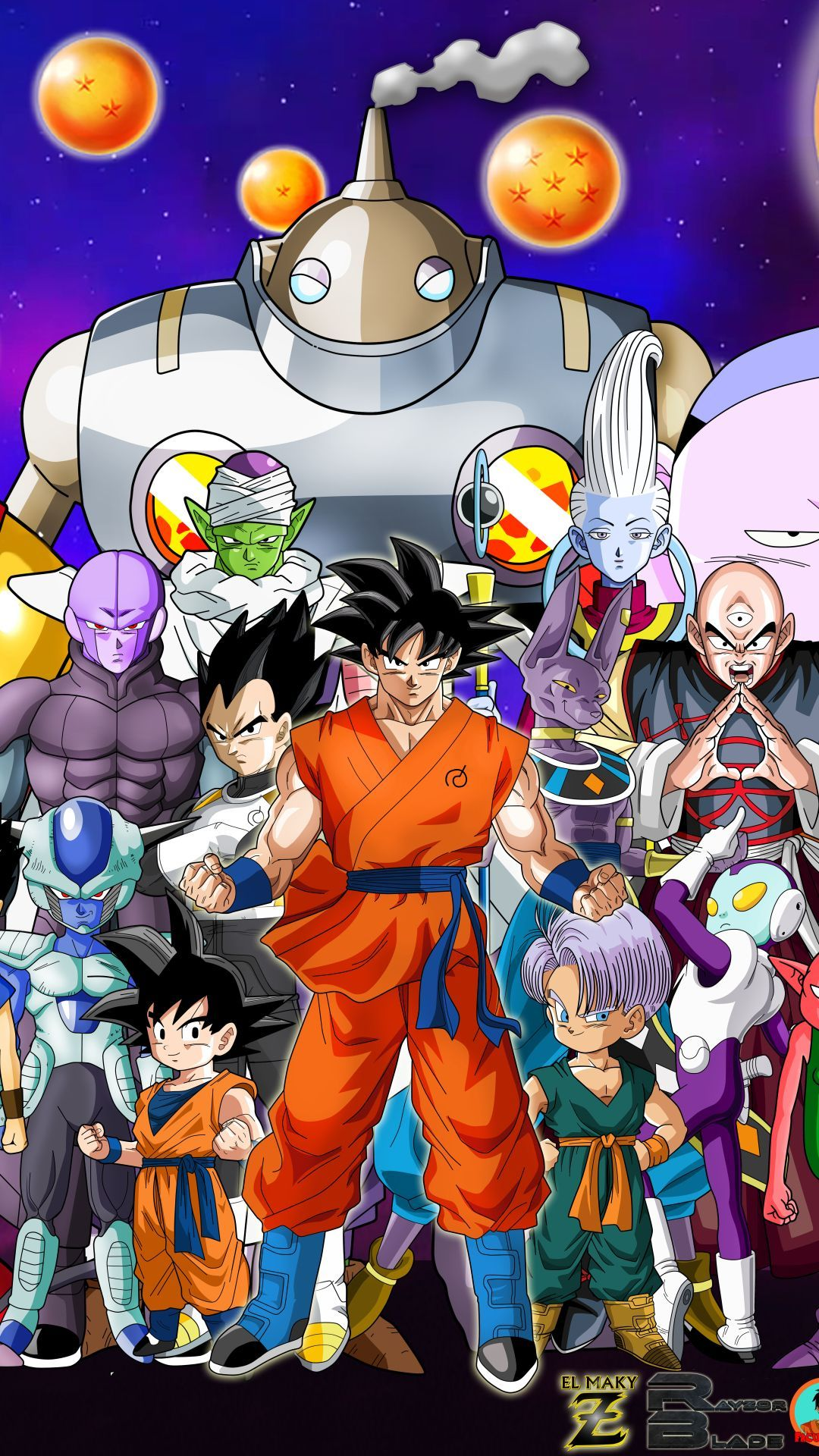 Dragon Ball Z Wallpaper Hd » Hupages » Download Iphone