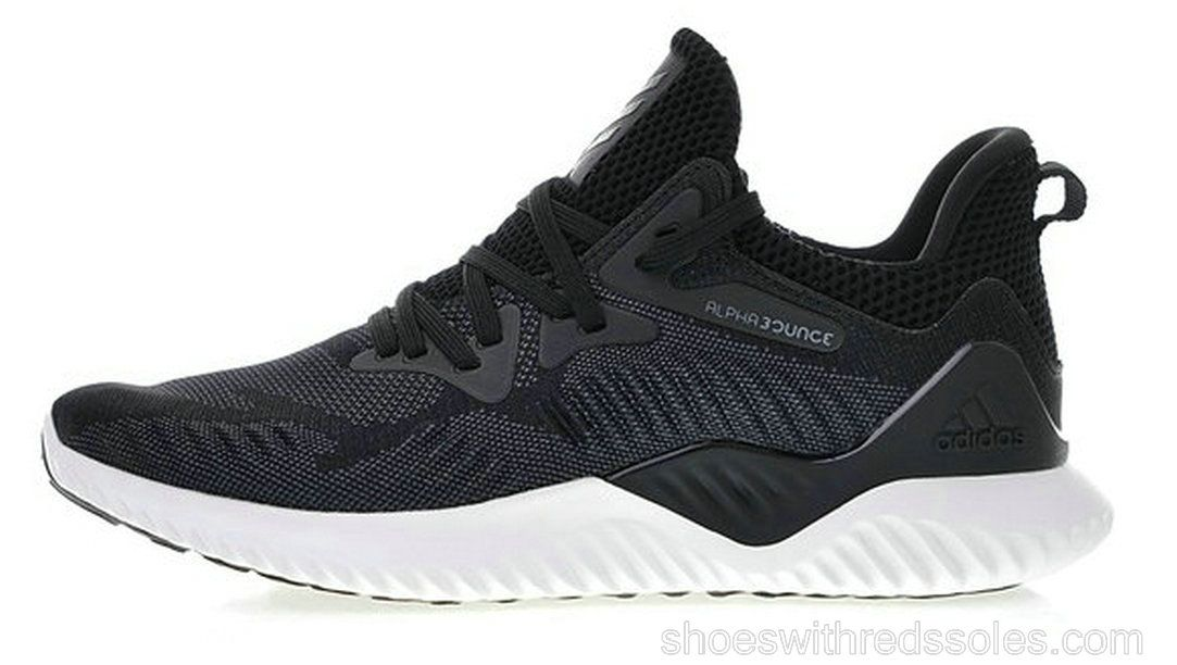 low priced 78622 8823d adidas AlphaBounce Beyond Core Black B42744