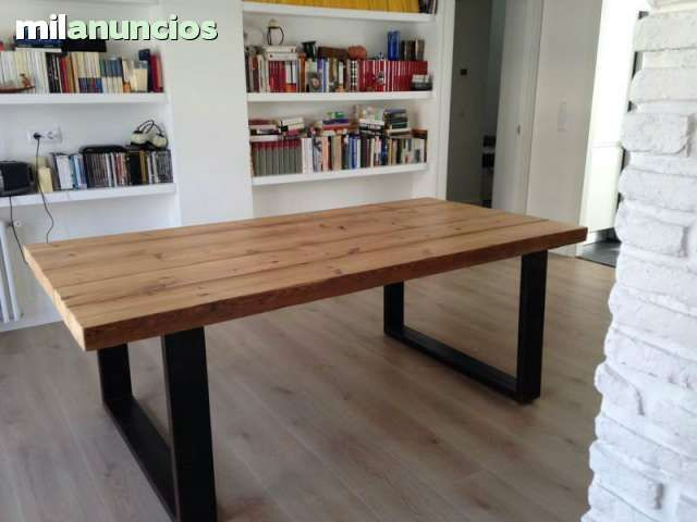 Mesas comedor originales | Comedores | Dinning table, Dining y Wood ...