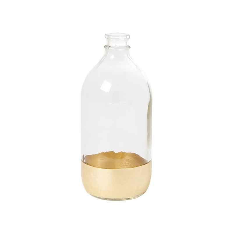 Die formschöne Glasvase in Flaschenform von rice lässt Deine Blumen ...
