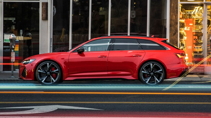 Audi Rs6 Avant Review Why You Need This Mercedes Fighting 600 Hp Wagon In 2020 Audi Rs6 Audi Wagon