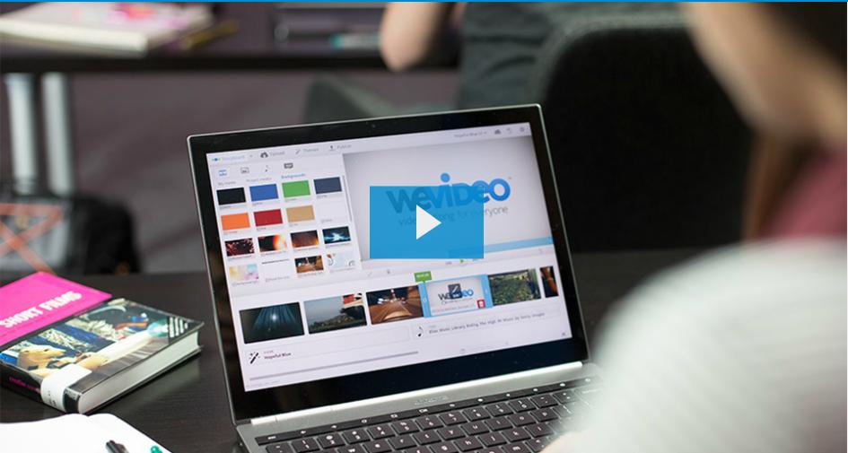 Tutorials for WeVideo Digital storytelling, Video