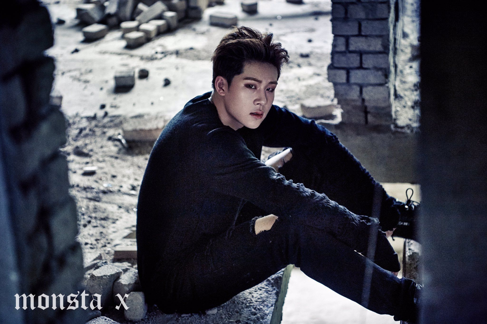 The Top Idols With The Most Songs Copyrighted Under Their Name 10 Our Precious Honey Jooheon Monsta X Monsta X Wonho