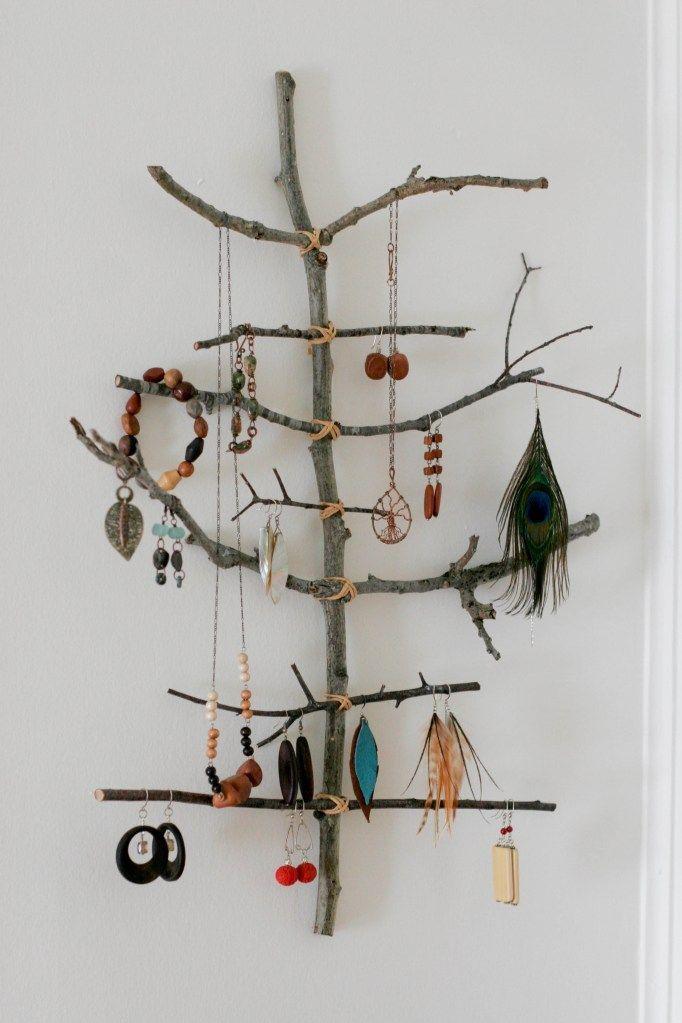 comment ranger ses bijoux maison depolama fikirleri. Black Bedroom Furniture Sets. Home Design Ideas