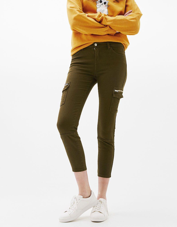 il migliore grande vendita cieco Pantaloni con tasche | Pantaloni, Stile di moda e Abbigliamento