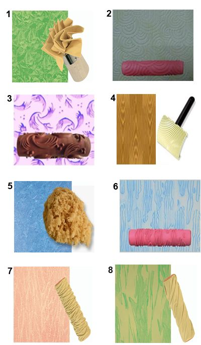 Tecnicas de pintura en paredes interiores - Tecnicas de pintura paredes ...