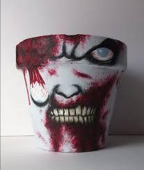 painted pots ideas - Google Search