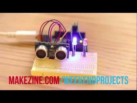 Arduino Weekend Projects - Hot/Cold LEDs | Childhood | Pinterest ...