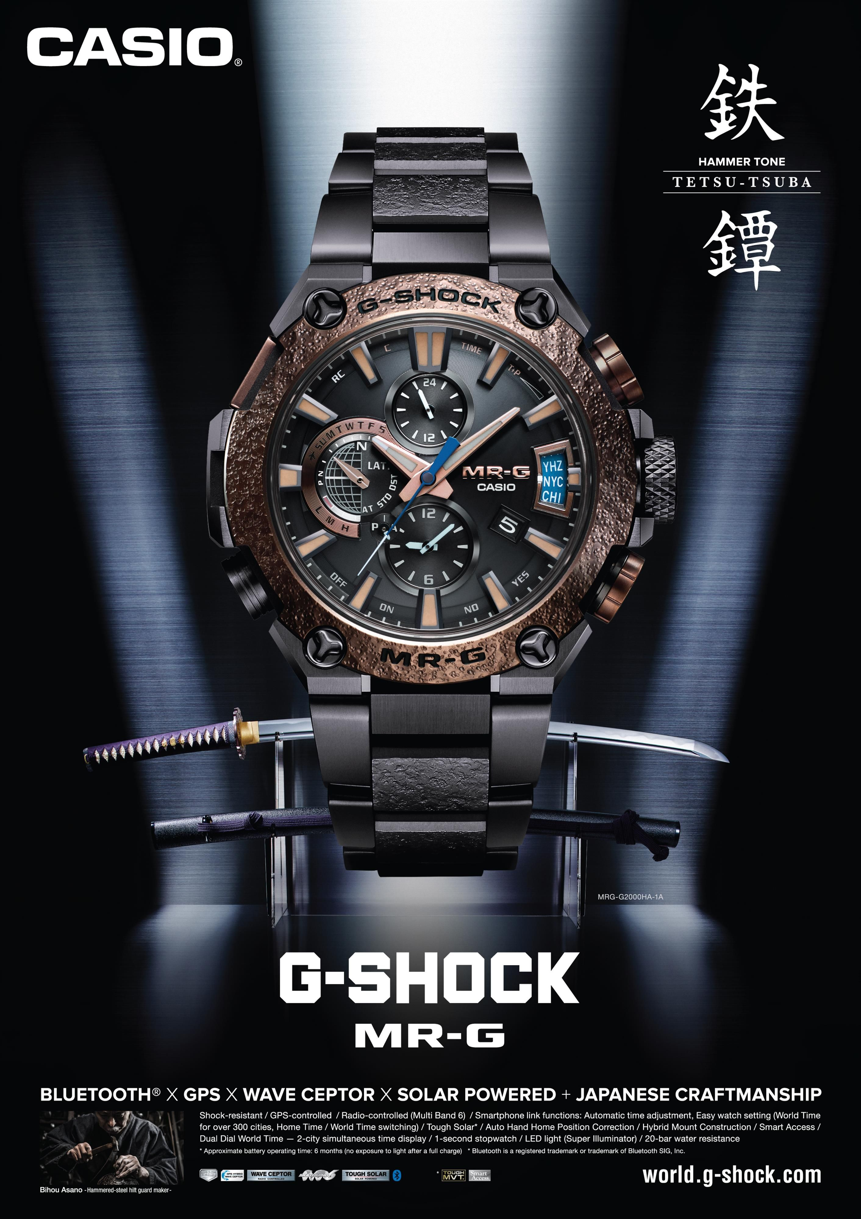 cbe4df3fb A new stylish design to re launched Gshock | Aleejan en 2019 | Reloj ...