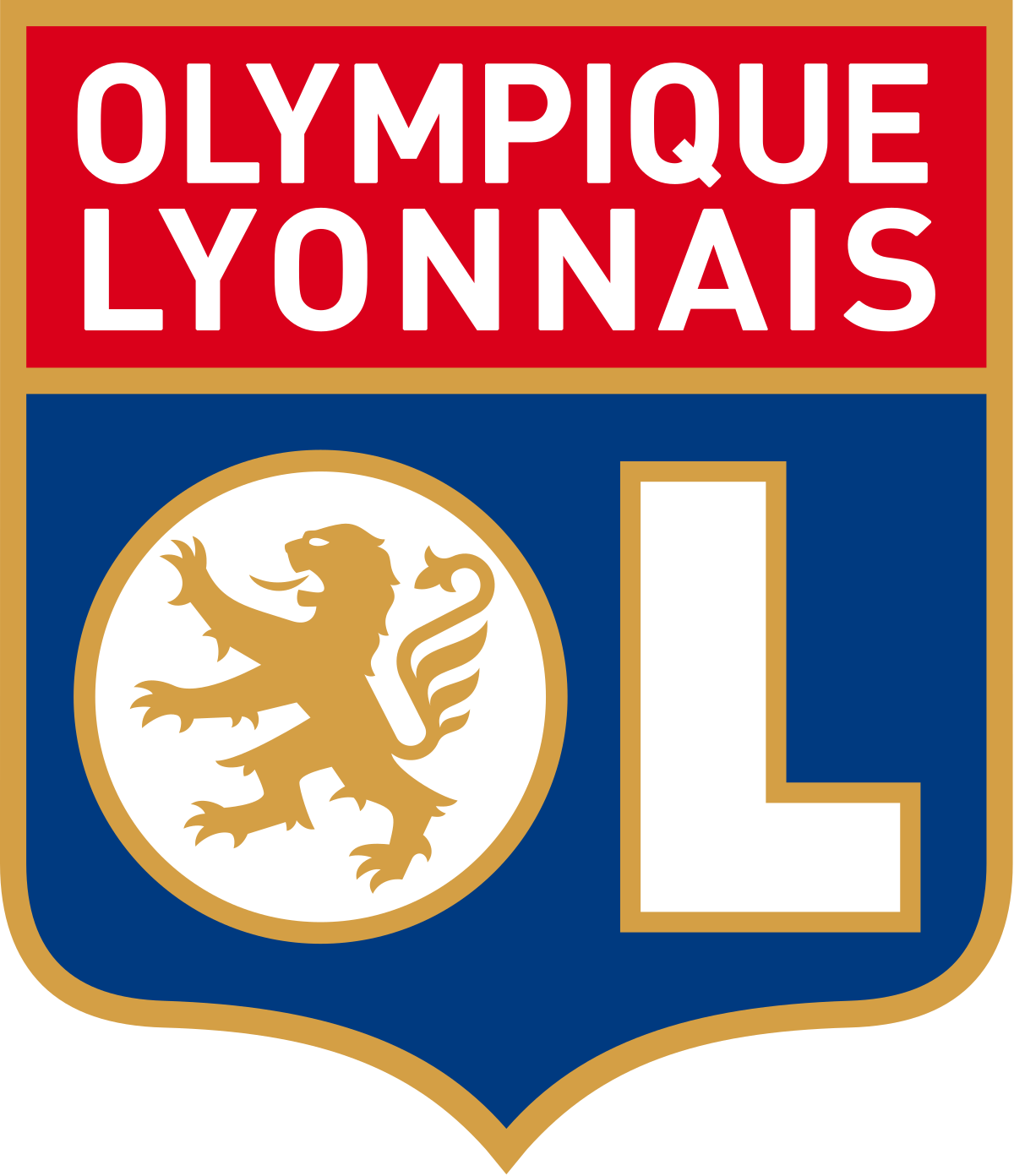 Pin By Football Icons On French Football Football Logo Lyon Football Team Logos