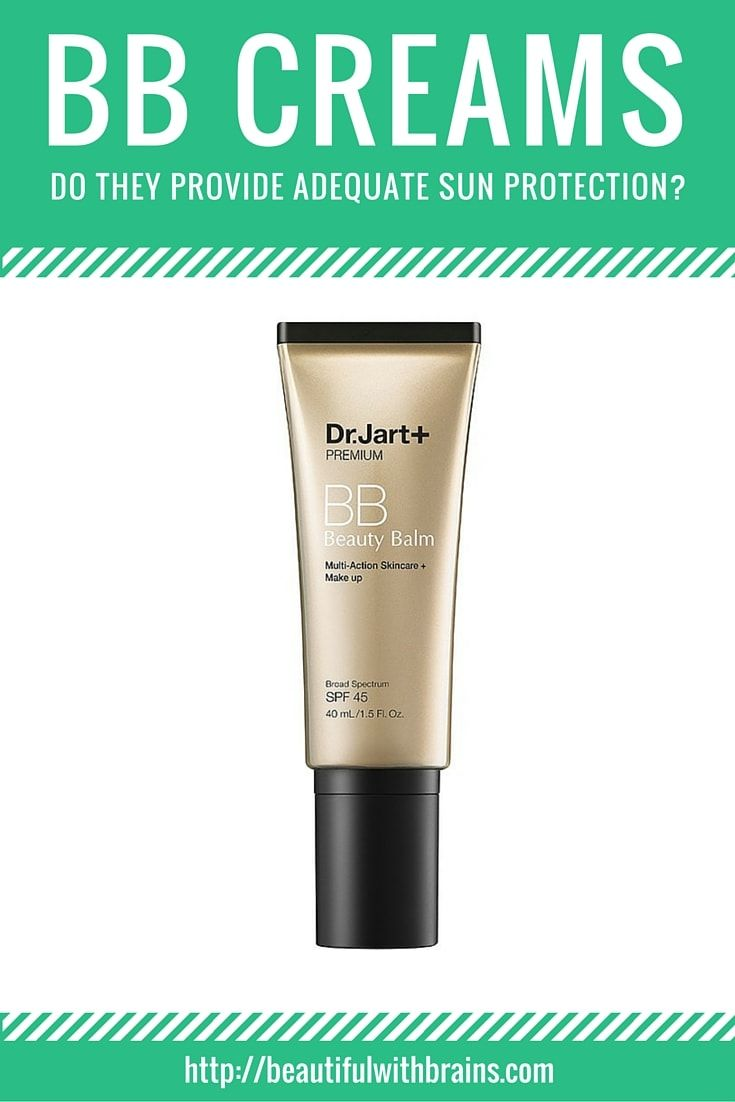 BB Creams have recently taken the beauty world by storm. They promise to even out the skintone, hydrate skin, prevent wrinkles, and protect skin from UV rays. But do they really provide adequate sun protection? Can you skip the sunscreen if you use a BB cream? Click through to find out. via @giorgiabwb