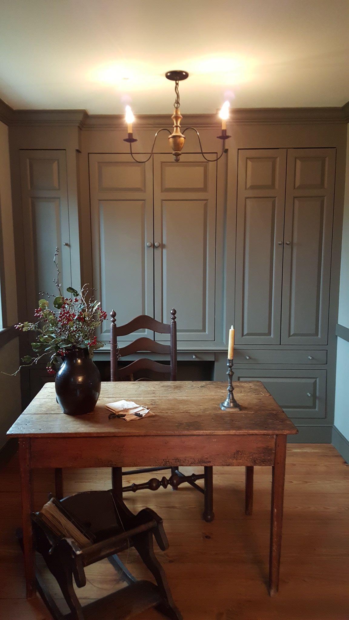 Pin di Natalie Ward su Primitive Kitchens & Dining Rooms | Pinterest