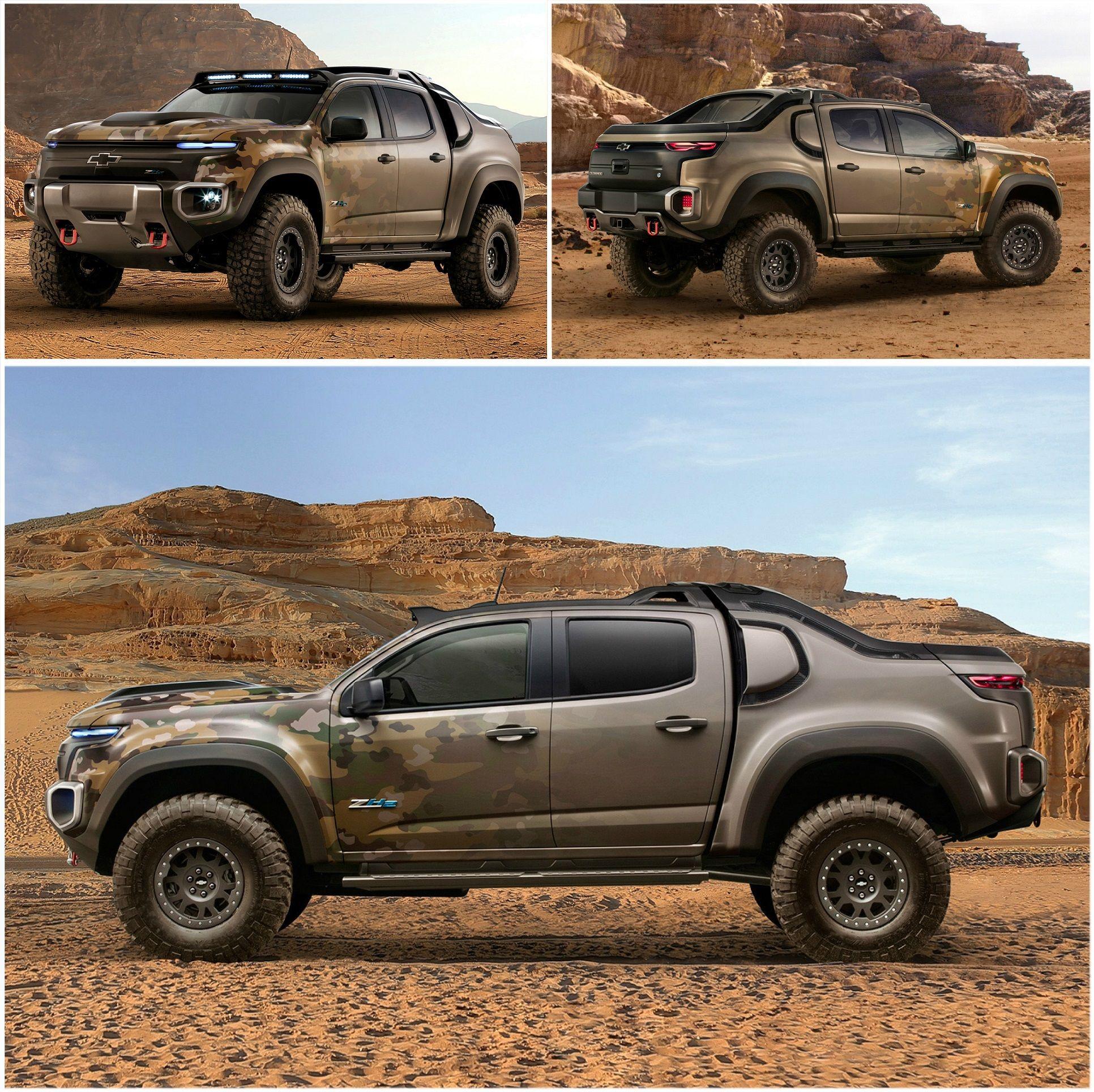 Chevrolet colorado zh2 concept http maxim com rides army