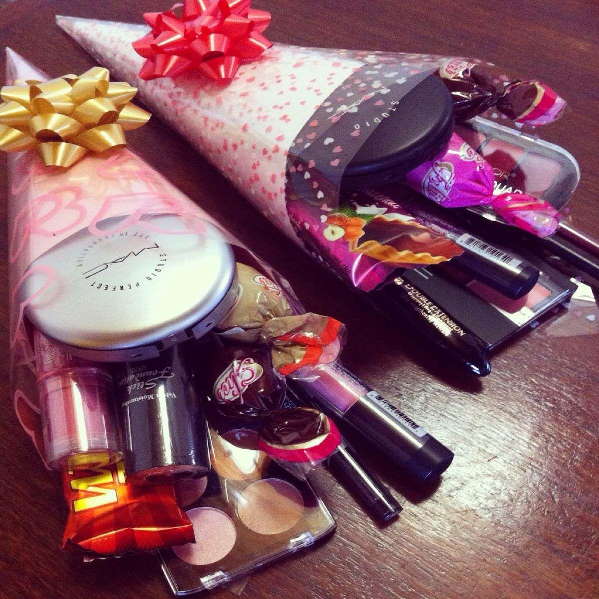 14 ramos de maquillaje que con los que seguro perdonar as - Ramos para regalar ...