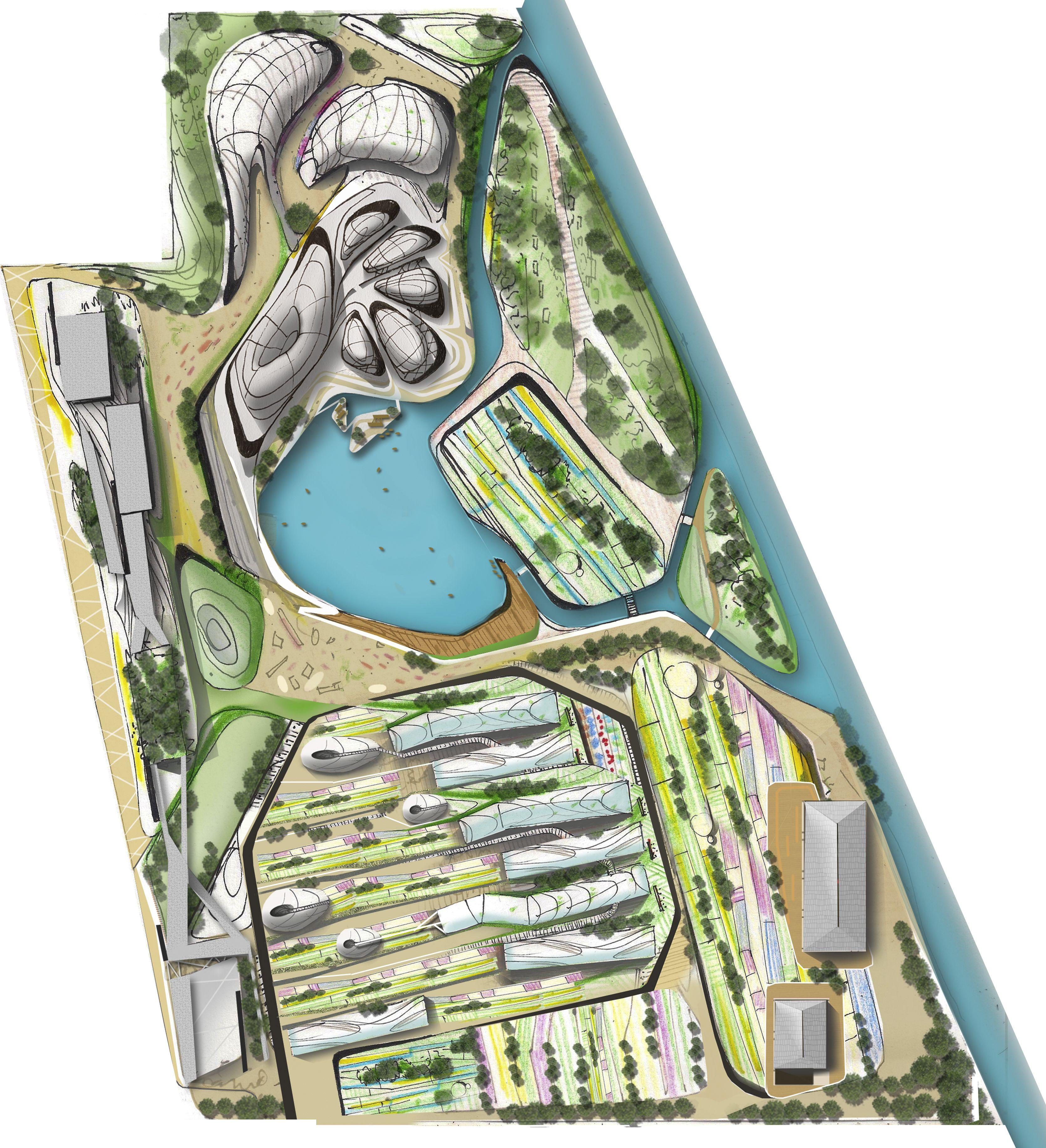 Idesign Parking Design Master Plan Agriculture