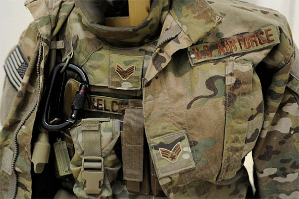 First Multicams Fielded To Airmen In Combat Us Air Force Air Force