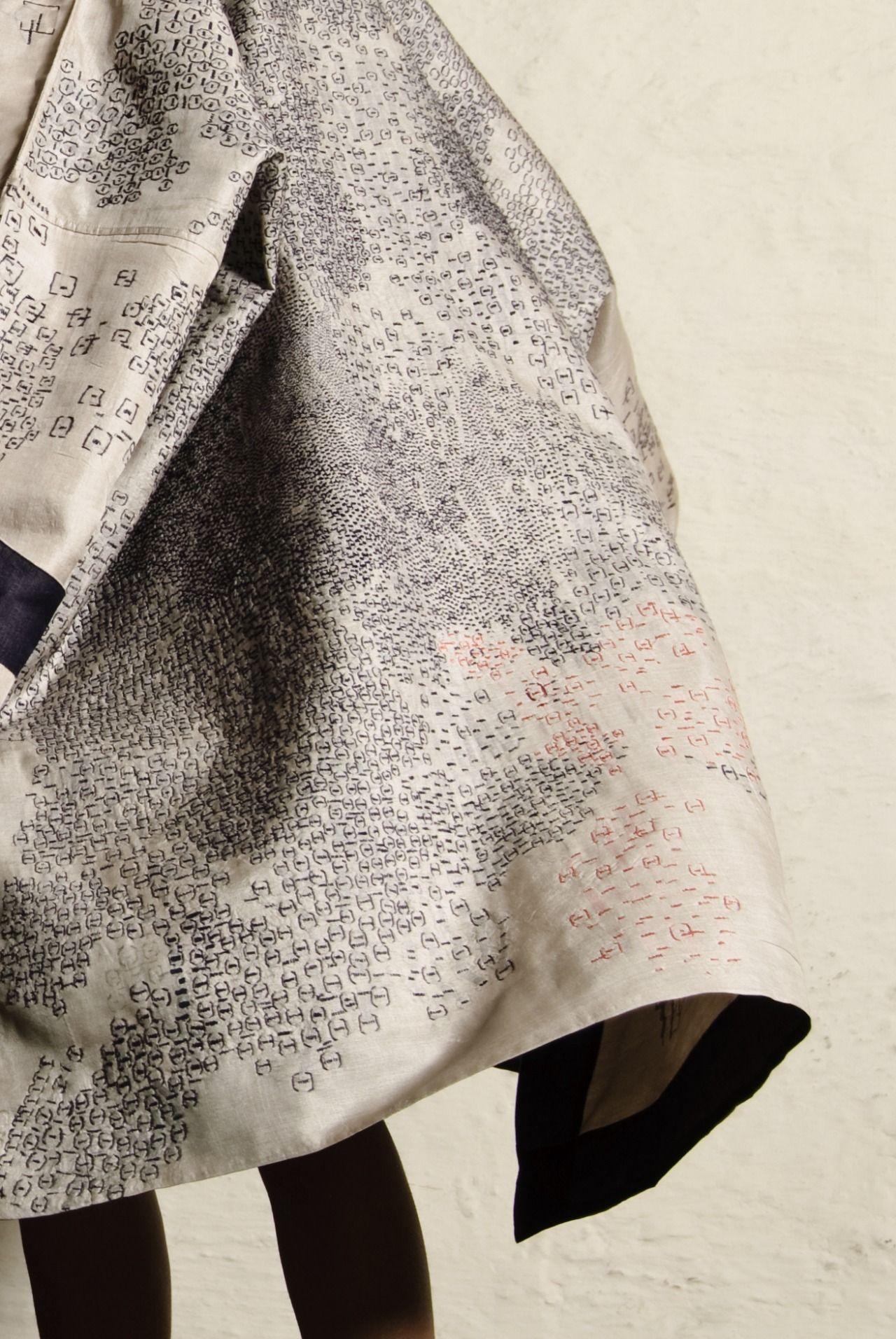 Rue de Beautreillis interesting fabric
