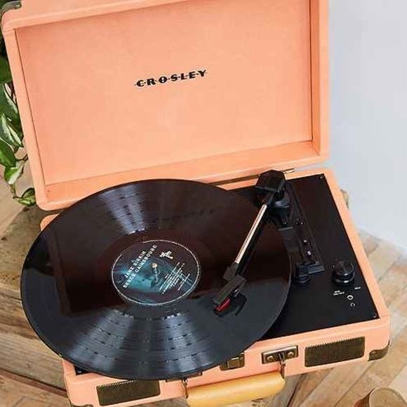 Crosley Record Player Very Lightly Used