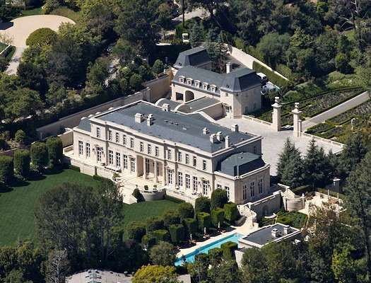 41 Mega Mansions - From Mariah Carey's 125 Million Dollar Digs to Ultra Luxury Condos that Fly (CLUSTER)