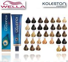 Wella koleston perfect and tint brush brand boxed also best colour formulas images haircolor hair colors rh pinterest