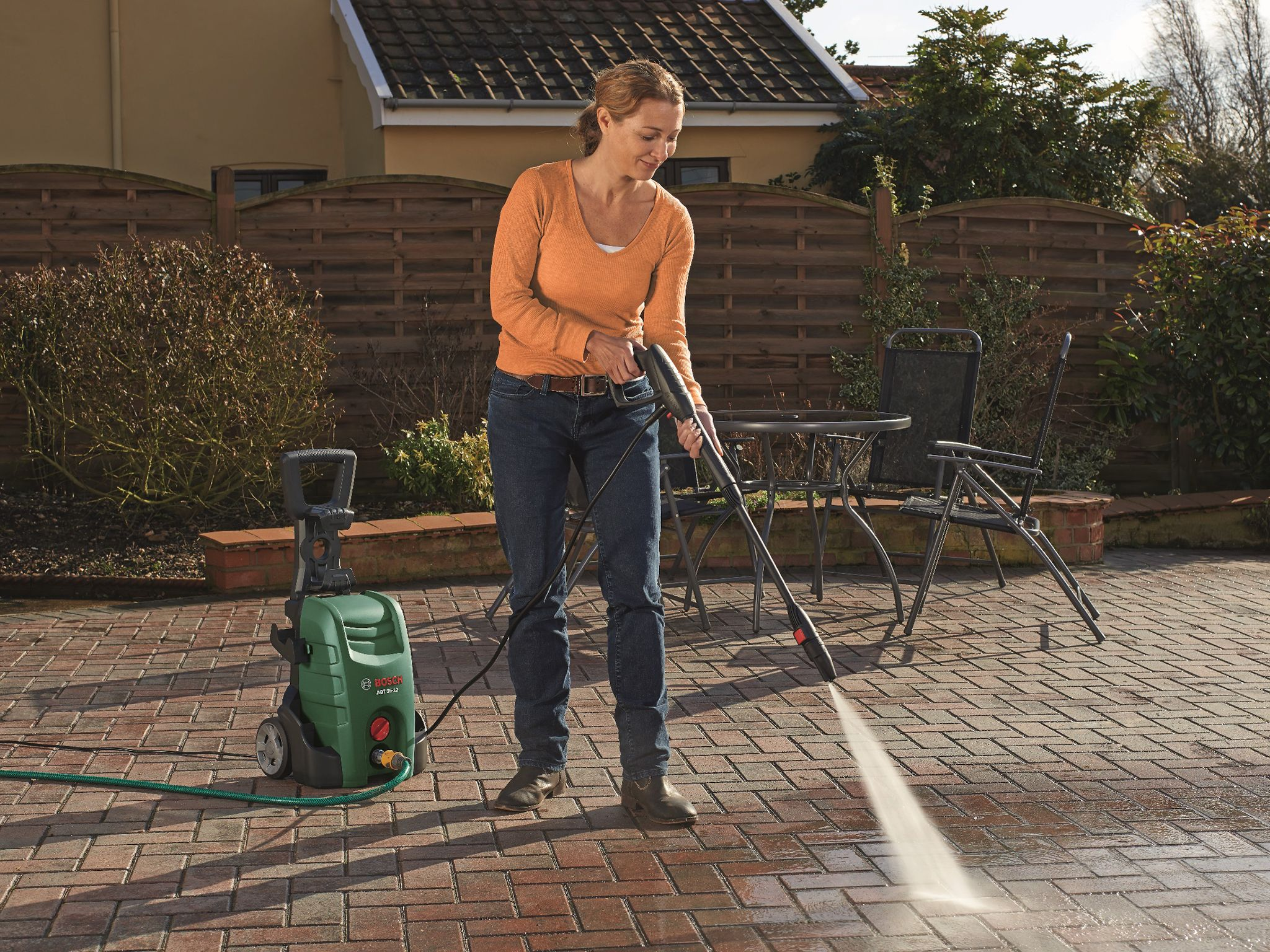 9 Best Pressure Washers That Can Tackle Even The Grimiest Patios