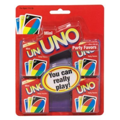 Mini party favors uno 1 each kmart 1st bday elias pinterest explore boy birthday parties and more bookmarktalkfo Images