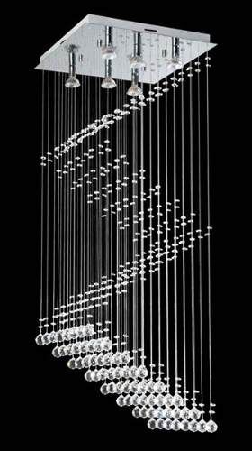 arana moderna de techo lampara colgante magnalum 16575 - Lamparas De Techo Colgantes