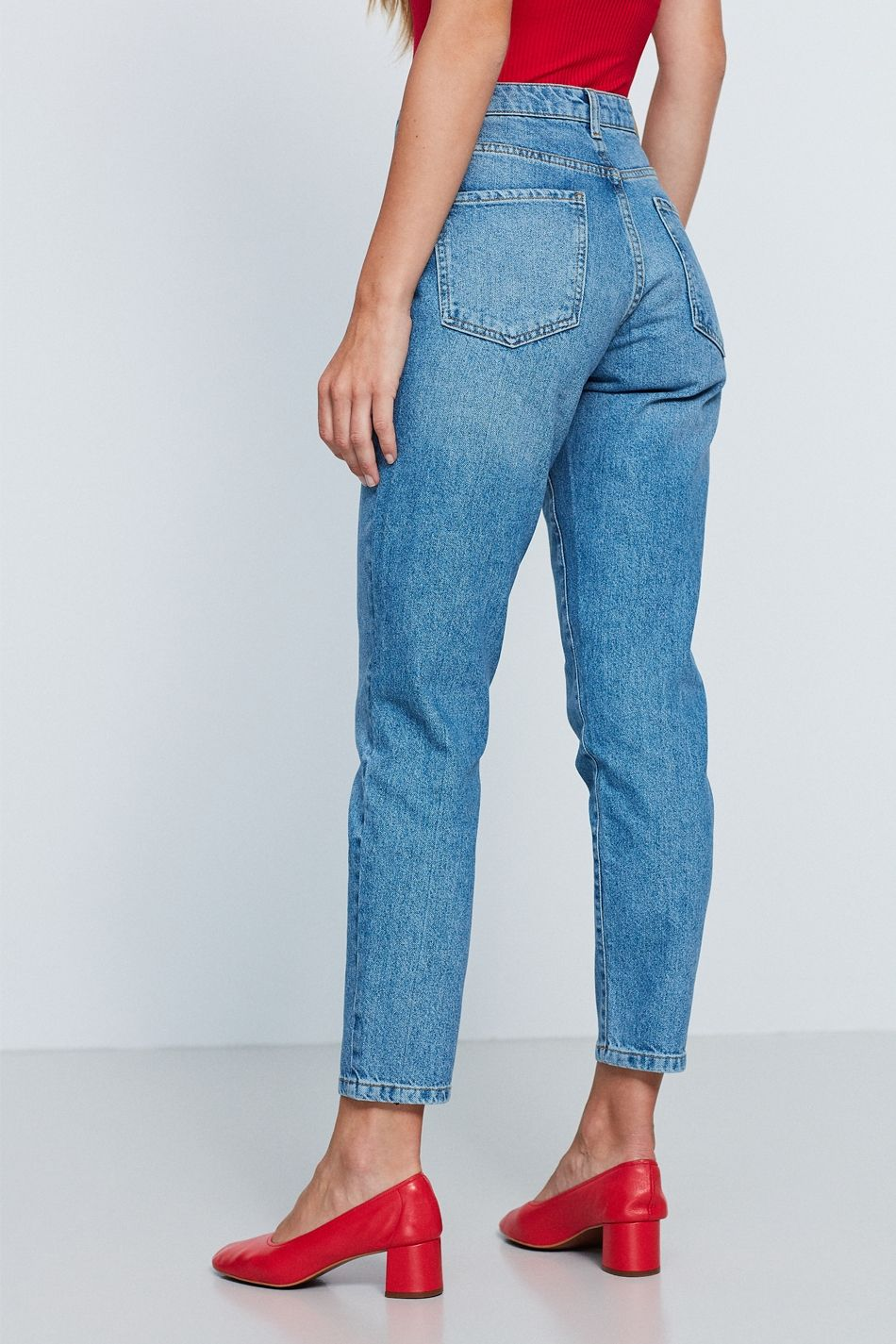 boyfriend jeans gina tricot