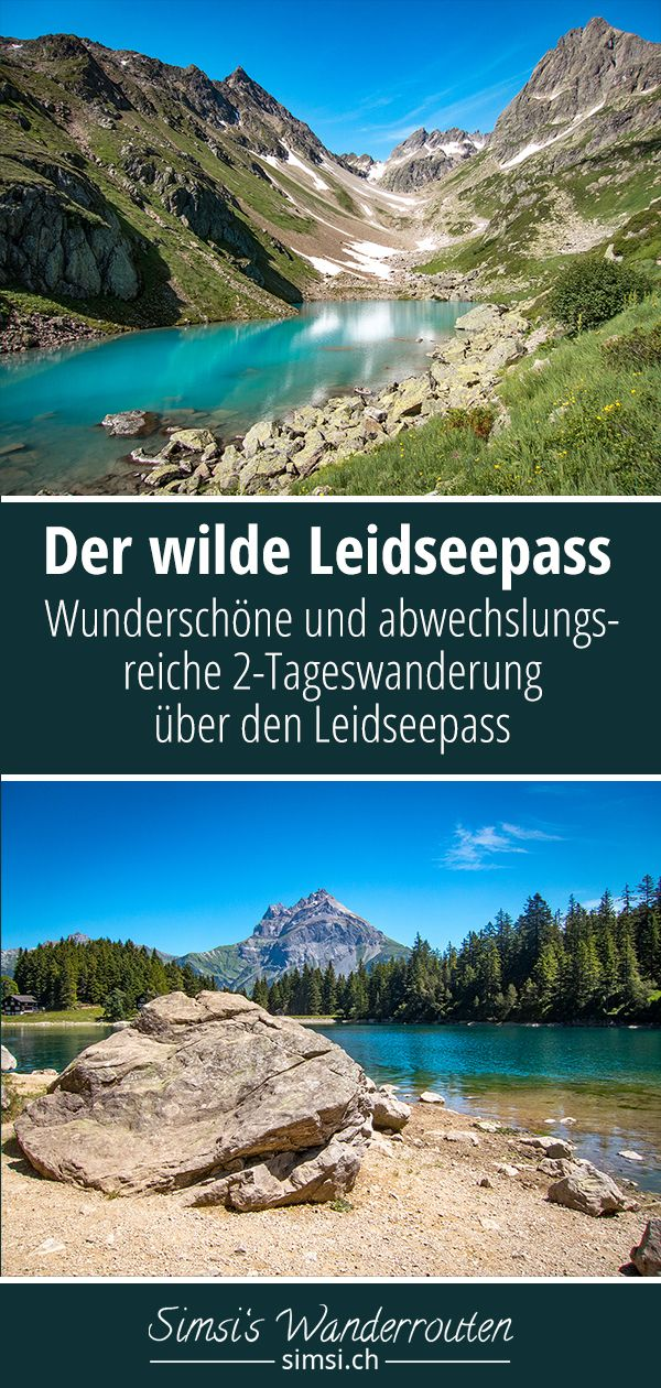 Photo of Der wilde Leidseepass